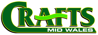 Crafts Mid Wales logo